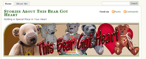 This Bear Got Heart Blog