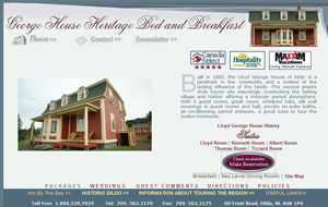 George House Heritage Bed & Breakfast