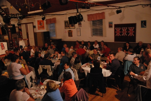 Royal Shag Up Dinner Theatre in Brigus