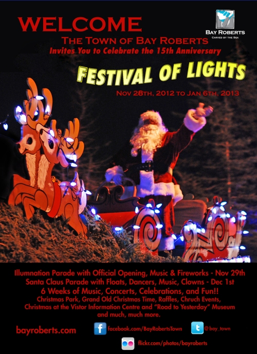 Festival of Lights - Nov 28th, 2012 to Jan 6th, 2013