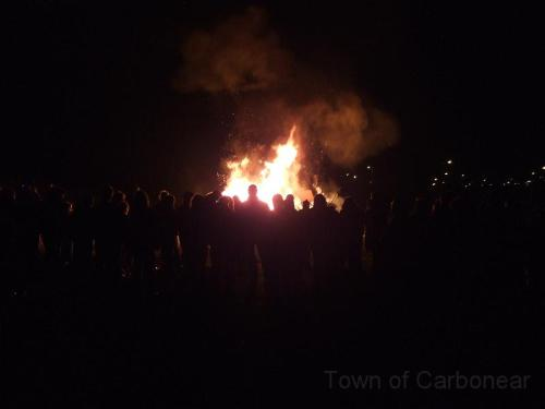 Bonfire, Paddy's Garden, Carbonear